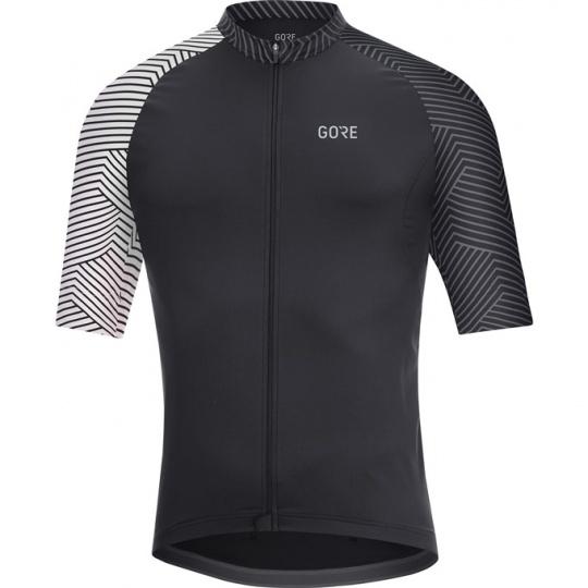 GORE C5 Optiline Jersey-black/white