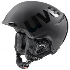 helma UVEX JAKK+ octo+, black mat shiny (S566182220*)