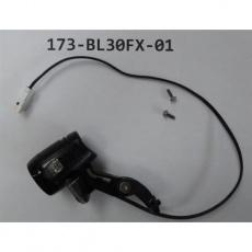 AXA Blueline 30 E-bike 6V w/CR8 bracket (91112195)