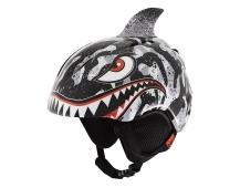 GIRO Launch Plus Black/Grey Tiger Shark S