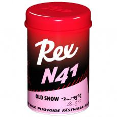 REX N41 Růžový 'starý sníh' -2°C až -15°C, 45g