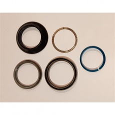 Headset NO.54/CF 31.8-42-47-37 H=8.7 blk (OD2)w/UD Carbon(M) Cone Spacer w/FSA LG w/Micro spacer