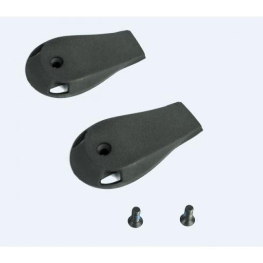 FIZIK Heel Skid Plate (pair) R1B S (39-44.5)
