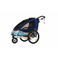 QERIDOO Sportrex 1 vozík - blue