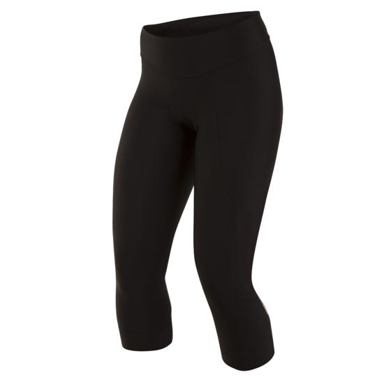 PEARL iZUMi W ELITE ESCAPE 3/4 kalhoty, černá TEXTURE, M