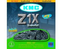 ŘETĚZ KMC Z-1-X EPT EBIKE nereznoucí BOX