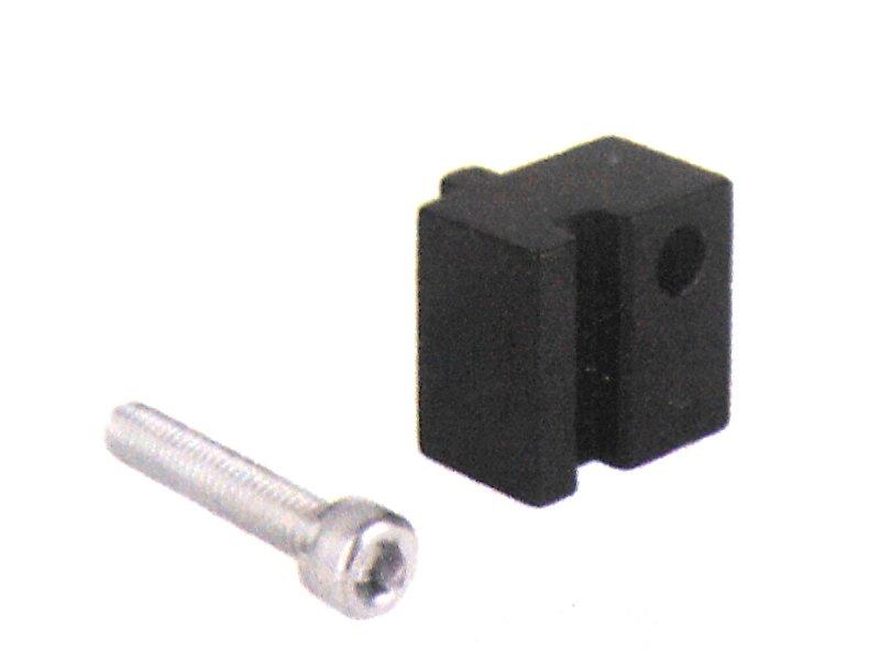 Adapter pro přesmykače na přímou montáž pro Fat Bike 16,45mm