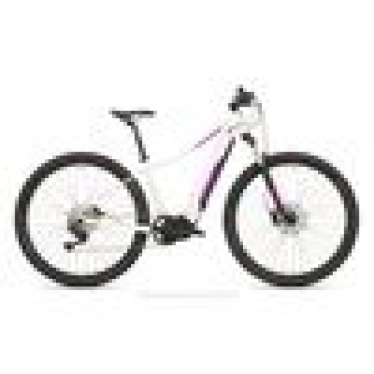 """eXC 7039 W Gloss White/Pink/Violet 2021 15.5""""(S)"""