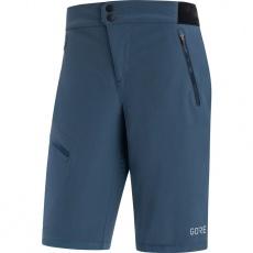 GORE C5 Women Shorts-deep water blue
