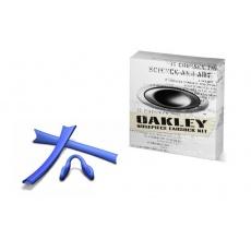 OAKLEY Radar Earsock/Nspce Kit Blue