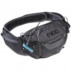 EVOC ledvinka HIP PACK PRO 3l - BLACK CARBON GREY
