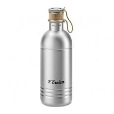 ELITE láhev EROICA, Alu, stříbrná, 600 ml