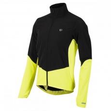 PEARL IZUMI SELECT bunda THERMAL BARRIER, černá/žlutá