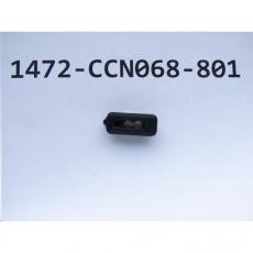 Brakeparts Frame Plug Type:CCN068QB BLK Internal Cable Routing Port 3-Holes (31.2x30/13x12)