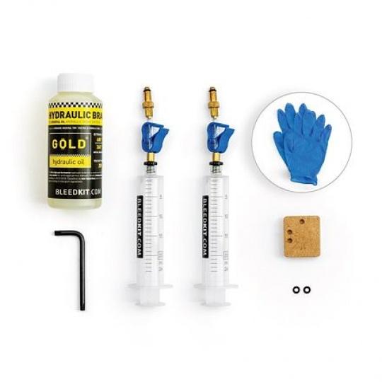 BLEEDKIT BK-14044 Formula Premium Gold Cura