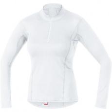 GORE M Women Base Layer Thermo Turtleneck-white-40