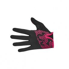 LIV Off-Road LF Gloves-virtual pink