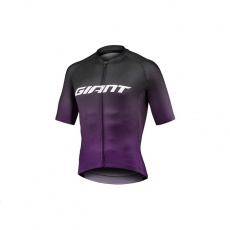 GIANT RACE DAY SS JERSEY BLACK/MULBERRY