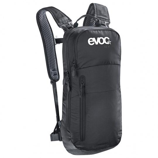 EVOC batoh CC 6l - BLACK + 2l hydration bladder