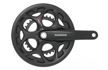 Kliky silniční Shimano Tourney FC-A070 170mm 50x34 pro 7kolo