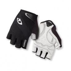 GIRO rukavice MONACO-black/white-M