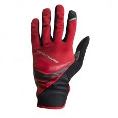 PEARL iZUMi CYCLONE GEL rukavice, TRUE červená
