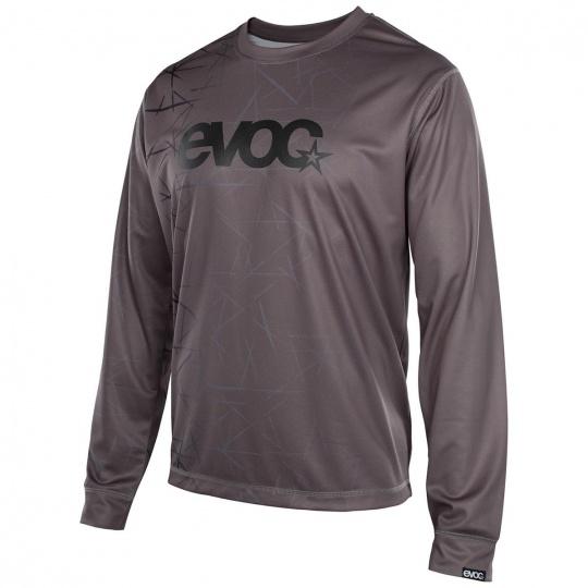 EVOC dres LONG SLEEVE JERSEY carbon grey