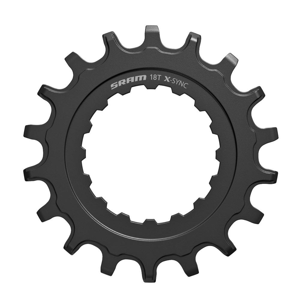 00.6218.007.002 - SRAM CRING X-SYNC 18T BOSCH BLK
