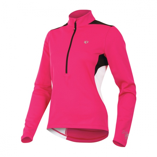 PEARL iZUMi W SUPERSTAR THERMAL dres, berry