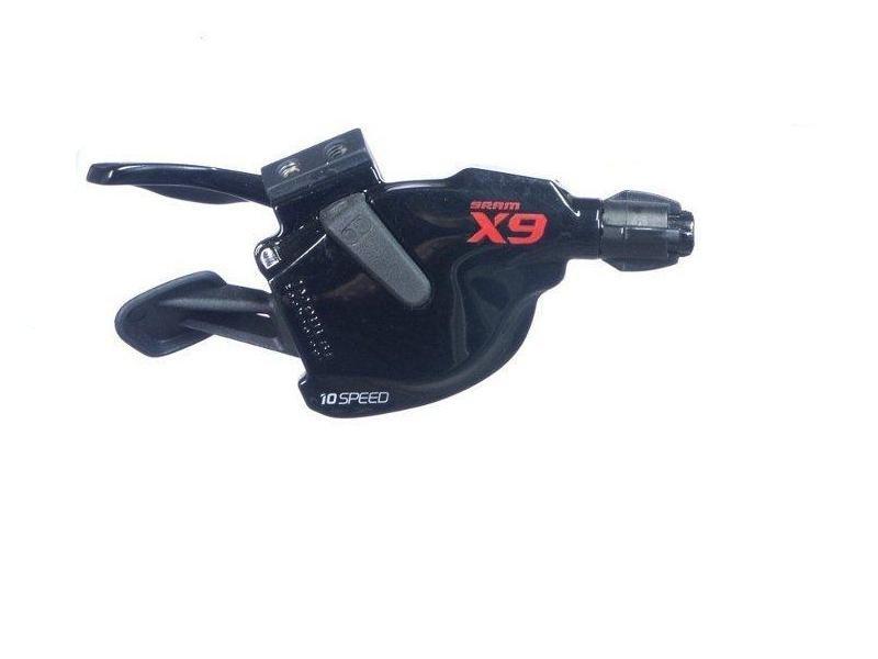 řazení SRAM  X.9 Trigger Shifter  páčky 3rychlostní pouze levá-černá