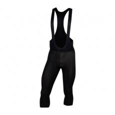 PEARL iZUMi 3/4 kalhoty s laclem, černá