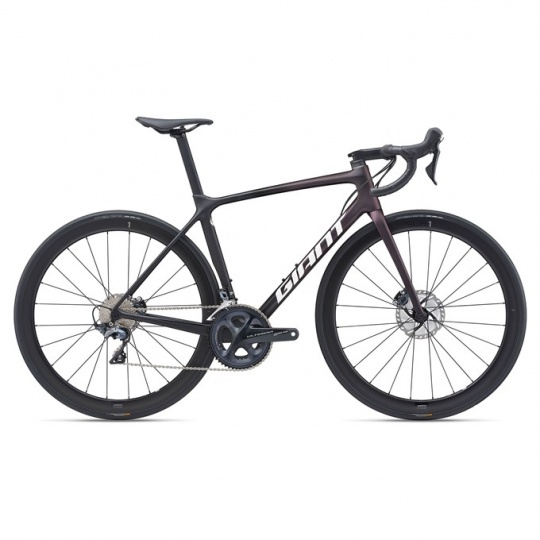GIANT TCR Advanced Pro 1 Disc 2021 Rosewood/Carbon