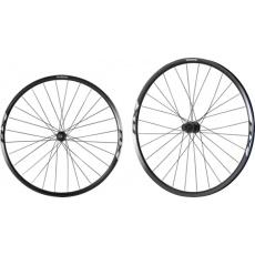 SHIMANO zapl kola WH-RX010 pár černá, př/zad: 28 děr, pro 10/11 rychl, center lock, plášť RU:173 mm
