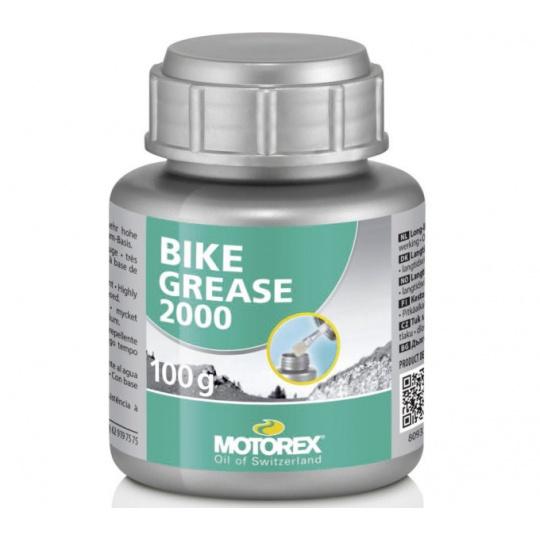 MOTOREX mazací tuk BIKE GREASE 2000 100gr