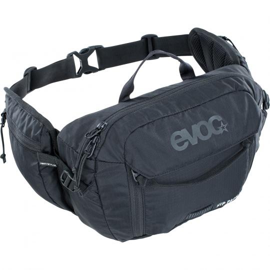 EVOC ledvinka HIP PACK 3l - BLACK