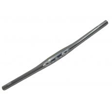 PRO řídítka MTB 58cm/31,8mm šedé