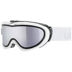 lyžařské brýle UVEX COMANCHE TO, white dl/lmirror silver (1426)