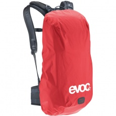 EVOC RAINCOVER SLEEVE red - M