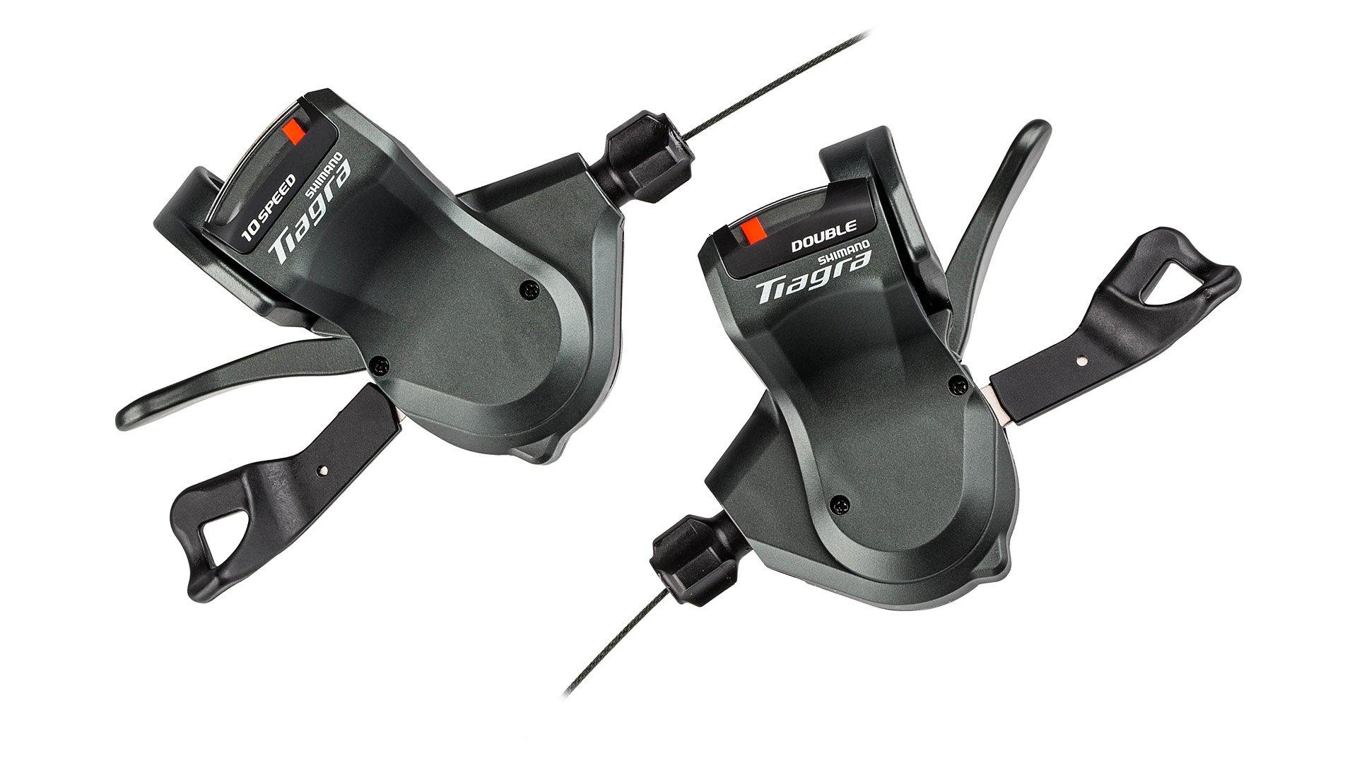 SHIMANO řadcí páky SL-4700 Tiagra pro rovná řídítkapár 2x10 rychl