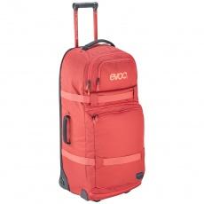 EVOC cestovní taška - WORLD TRAVELLER chili red - 125l