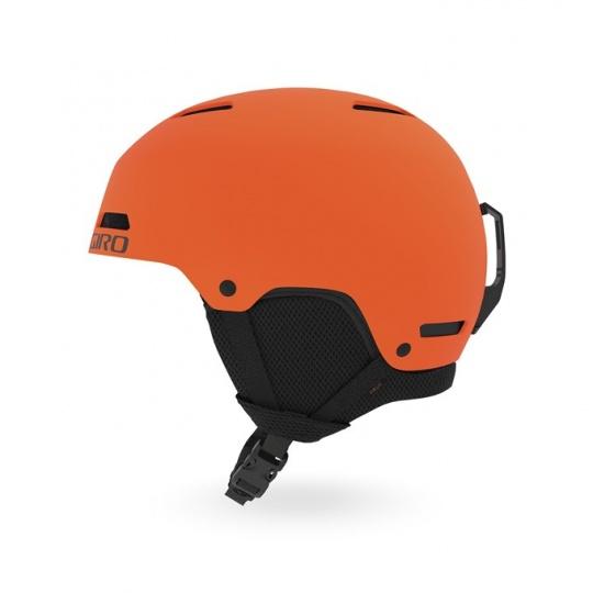 GIRO Crue Mat Bright Orange S