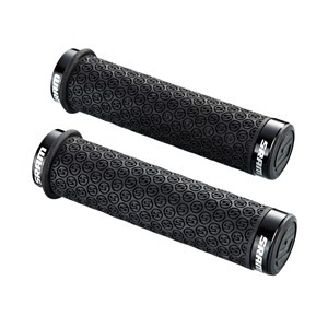 00.7918.026.001 - SRAM LOCKING GRIPS DH SRAM SILICONE BLACK