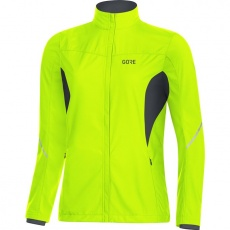 GORE R3 Women Partial WS Jacket-neon yellow