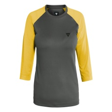 Dainese dres HG BONDI 3/4 WMN dark-grey/yellow