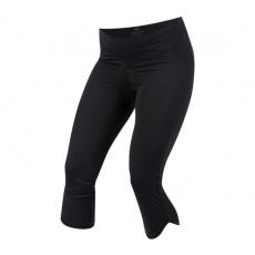 PEARL iZUMi W SELECT ESCAPE cyklistické 3/4 kalhoty, černá,