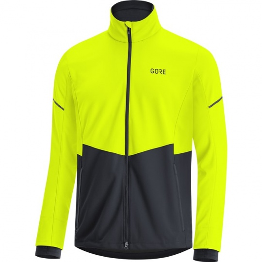 GORE R5 GTX Infinium Jacket-neon yellow/black