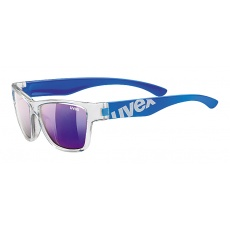 2021 UVEX BRÝLE SPORTSTYLE 508 CLEAR BLUE/MIR. BLUE (9416)