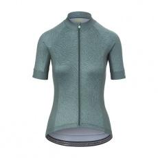 GIRO Chrono Sport Jersey W Grey Green Pounce