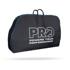 PRO kufr pro přepravu kola černý/modrý
