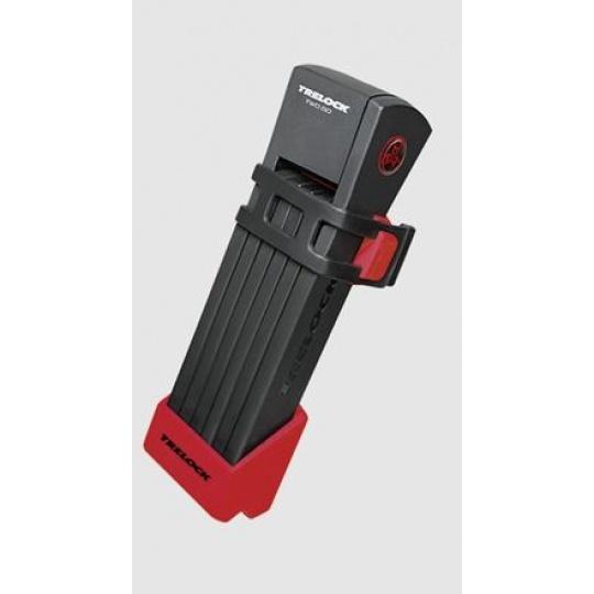 Trelock zámek skládací FS 200/75 Two go červená